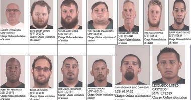 Tarrant County Sting Operation