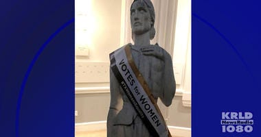 100th Anniversary Of Woman's Suffrage In Texas