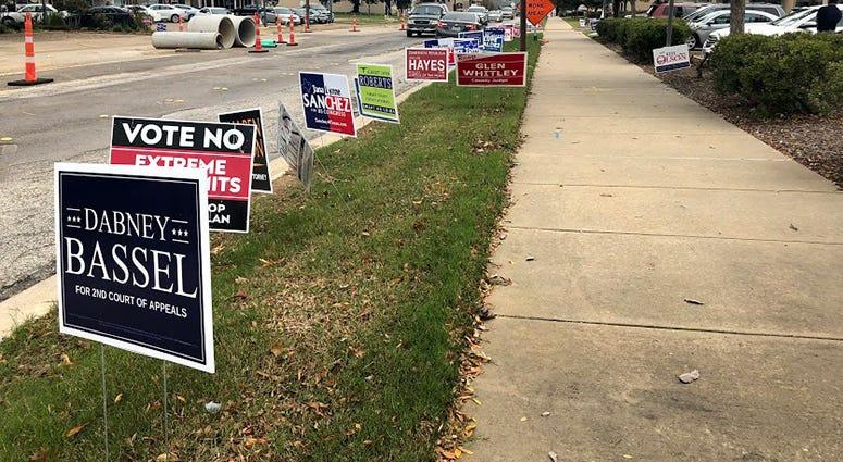 Tarrant County Voting