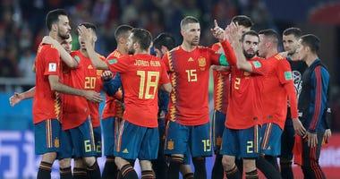 AP Spain