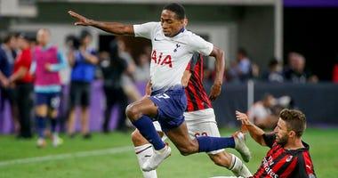 Tottenham Hotspur defender Kyle Walker-Peters