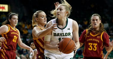 Baylor vs Iowa State