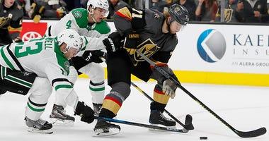Dallas Stars vs Las Vegas Golden Knights
