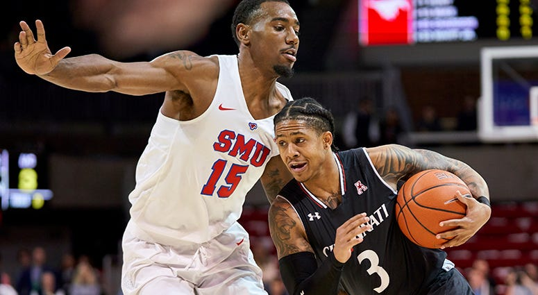 Cincinnati vs SMU