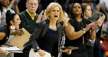 Baylor coach Kim Mulkey