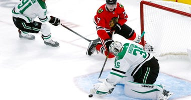 Dallas Stars vs Chicago Blackhawks