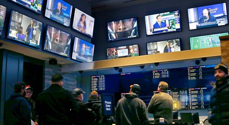 Sports Betting, Sports Gambling,