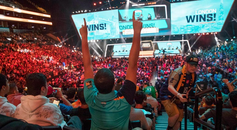 ESports, The Overwatch League