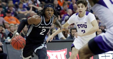 BIG 12 Tournament:  Kansas State vs TCU