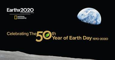 Earth X Celebrates Earth Day