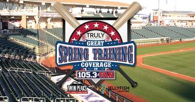 Texas Rangers Spring Training 2020