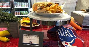FC Dallas Food