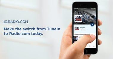 Fan Radio.com Facebook header