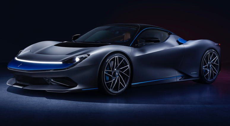 Pininfarina GT Battista