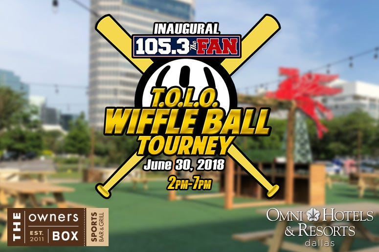 TOLO Wiffle Ball Tournament