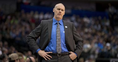 coach Rick Carlisle