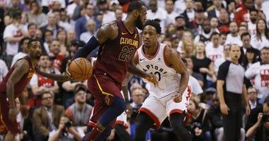 Cleveland Cavaliers at Toronto Raptors