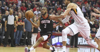 Utah Jazz at Houston Rockets