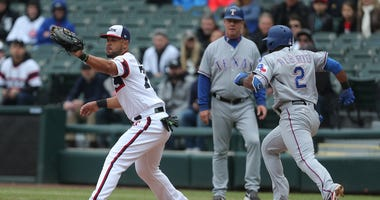 Texas Rangers at Chicago White Sox
