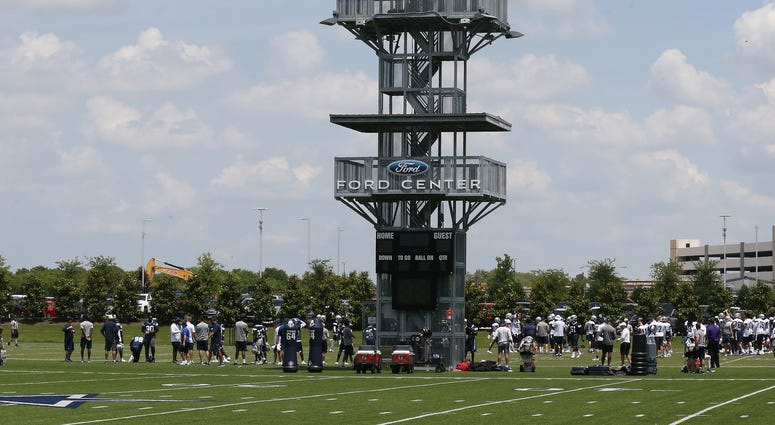 Dallas Cowboys OTA