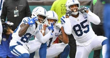 Indianapolis Colts at Philadelphia Eagles