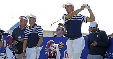 USA golfer Jordan Spieth