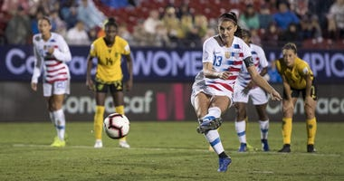 CONCACAF Women's Championship-Jamaica at USA
