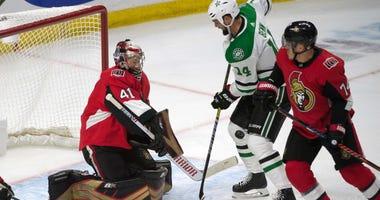 Dallas Stars at Ottawa Senators