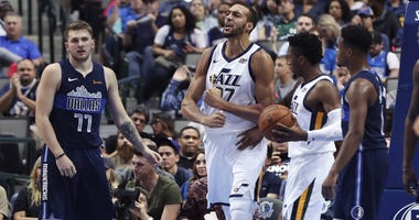 Utah Jazz at Dallas Mavericks