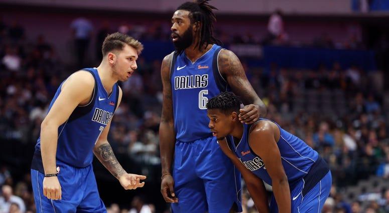 Washington Wizards at Dallas Mavericks