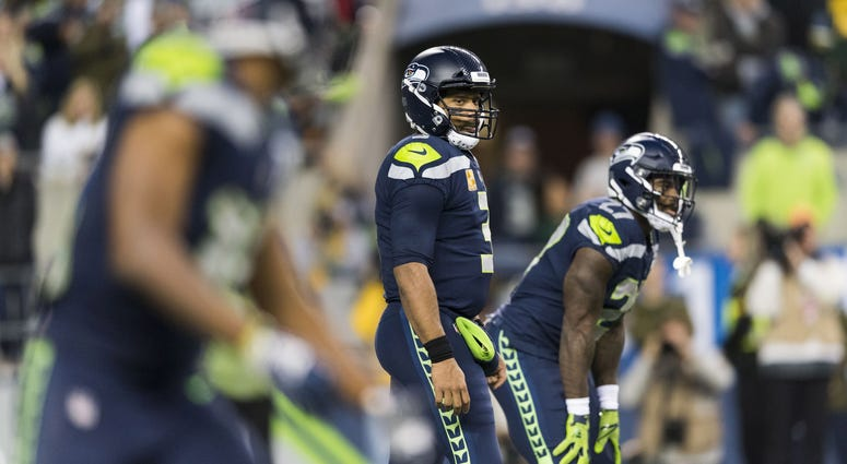 Green Bay Packers at Seattle Seahawks