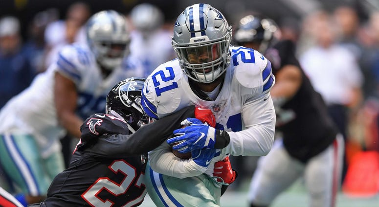Dallas Cowboys at Atlanta Falcons