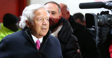 New England Patriots Owner Robert Kraft