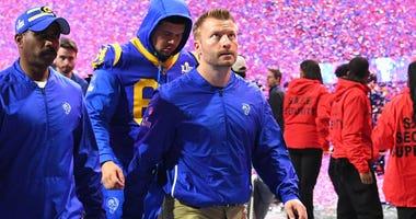 Super Bowl LIII-New England Patriots vs Los Angeles Rams