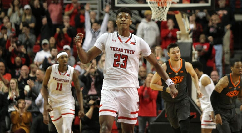 Oklahoma State at Texas Tech