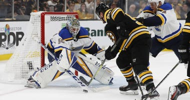 Stanley Cup Final: St. Louis Blues at Boston Bruins