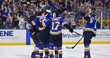 Boston Bruins at St. Louis Blues