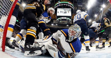St. Louis Blues at Boston Bruins