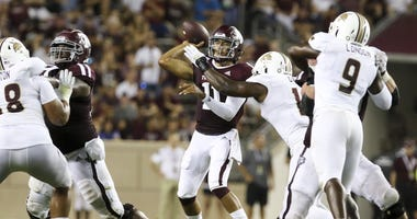 Texas State at Texas A&M