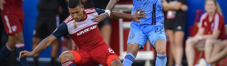 New York City FC at FC Dallas