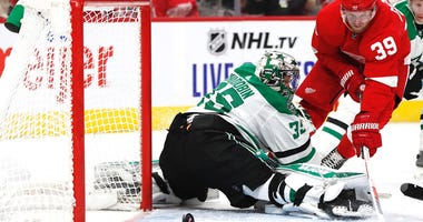 Dallas Stars at Detroit Red Wings