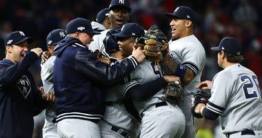 New York Yankees at Minnesota Twins