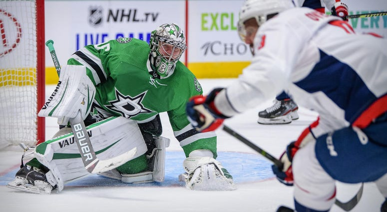 Washington Capitals at Dallas Stars