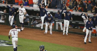 New York Yankees at Houston Astros