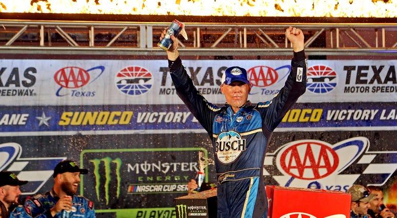 NASCAR Cup Series driver Kevin Harvick