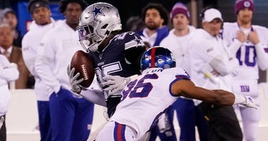 Dallas Cowboys free safety Xavier Woods
