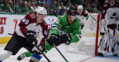 Colorado Avalanche at Dallas Stars