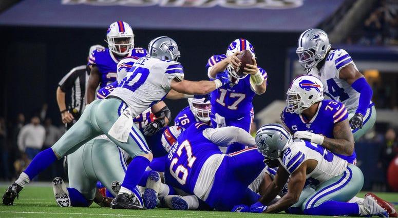Buffalo Bills at Dallas Cowboys
