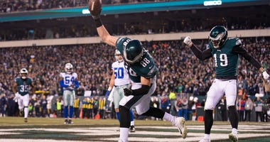 Eagles touchdown