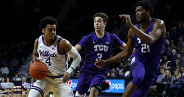 Texas Christian at Kansas State